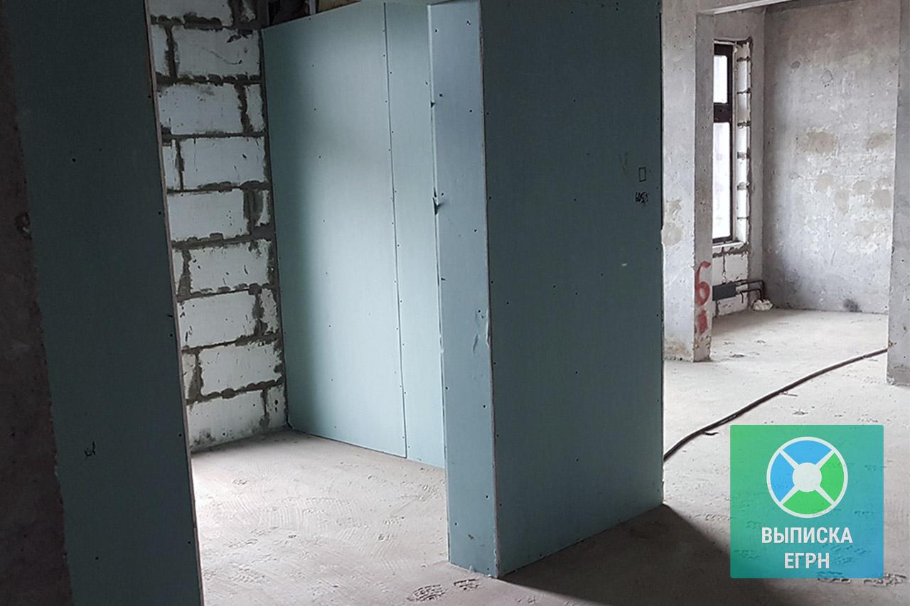 Комплексные работы по перепланировке квартиры
